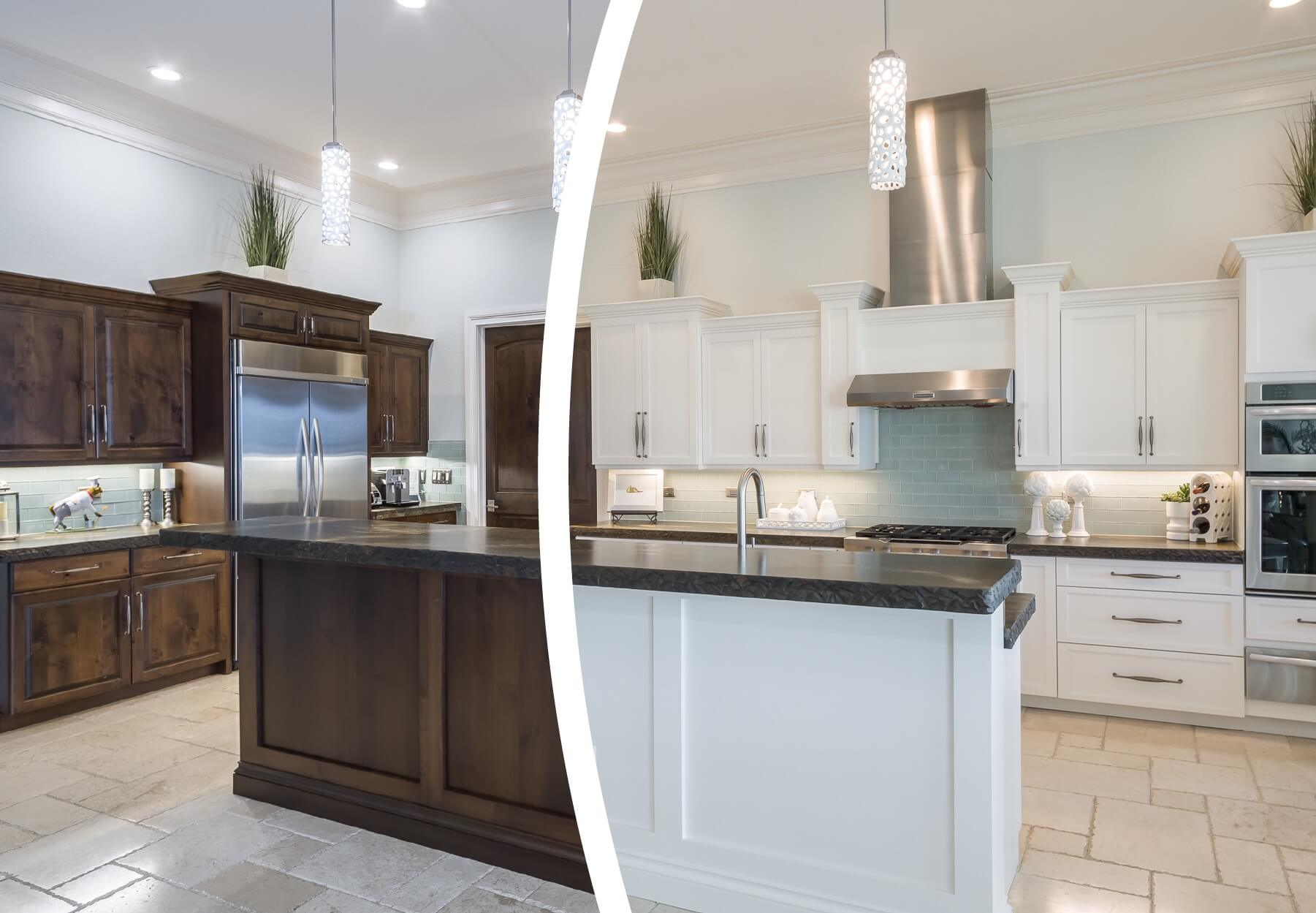 Cabinet Refinishing-Grand Prairie TX Professional Painting Contractors-We offer Residential & Commercial Painting, Interior Painting, Exterior Painting, Primer Painting, Industrial Painting, Professional Painters, Institutional Painters, and more.