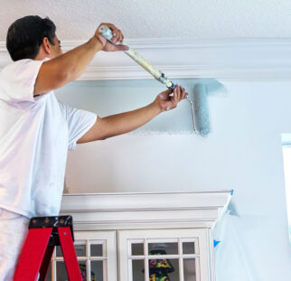Interior Painting-Grand Prairie TX Professional Painting Contractors-We offer Residential & Commercial Painting, Interior Painting, Exterior Painting, Primer Painting, Industrial Painting, Professional Painters, Institutional Painters, and more.